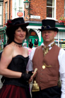 Steam Punk Lincoln 2012
